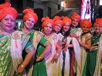 इंदौर में हुनर के मंच पर छाया देशभक्ति का जज्बा