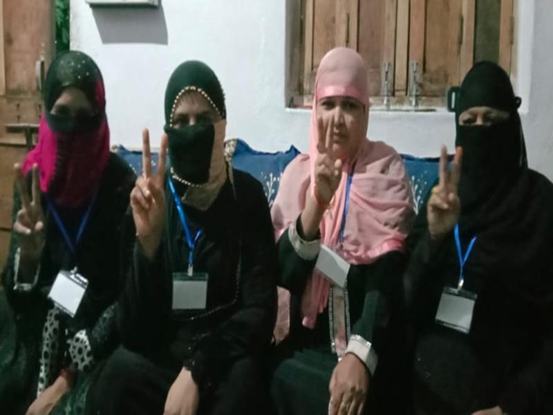 VIDEO : Triple Talaq से मुक्ति दिलाने पर मुस्लिम महिलाएं बांधेंगी रक्षा सूत्र, इंदौर में सबसे बड़ा जलसा