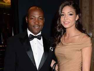 Brian lara dating miss scotland