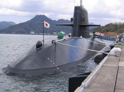 दक्षिण चीन सागर में जापानी पनडुब्बी ने पहली बार किया सैन्य अभ्यास
