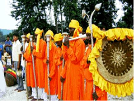 समृद्ध पूजा पद्धति की परंपरा का प्रतीक जशपुरिहा दशहरा
