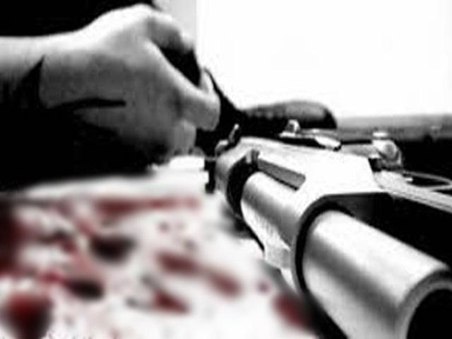सर्विस राइफल से चली गोली, सीआरपीएफ जवान की मौत