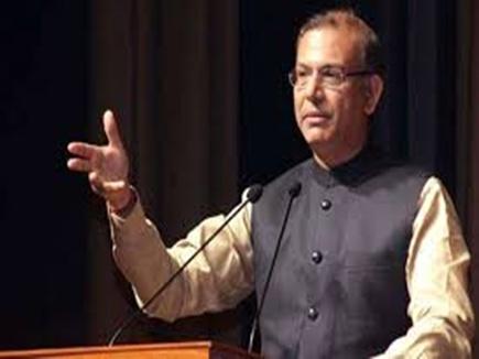 बीजेपी विकास तो विपक्ष कर रहा विनाश की राजनीति : जयंत सिन्हा