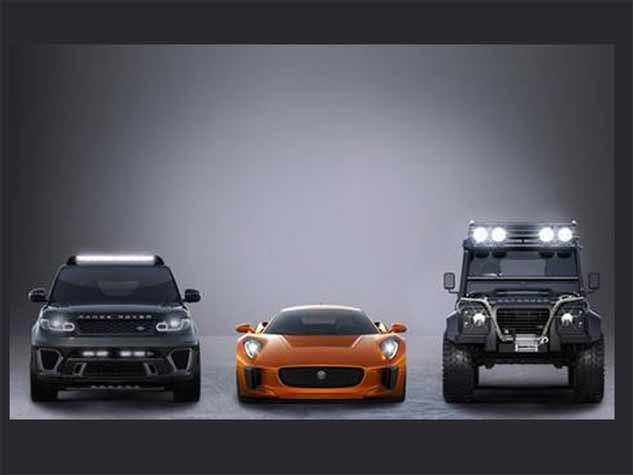 जेम्स बॉण्ड फिल्मों में उपयोग की गईं विश्वप्रसिद्ध कारें