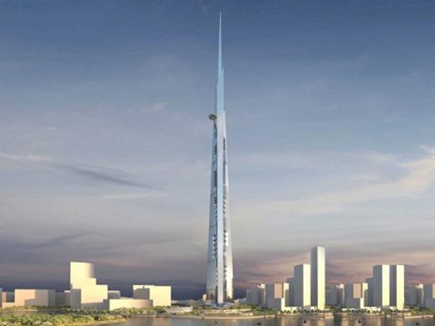 सऊदी अरब बना रहा बुर्ज खलीफा से भी ऊंचा टावर