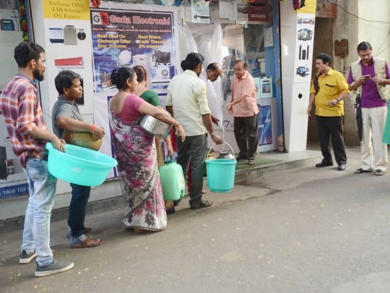 Taarak Mehta Ka Ooltah Chashmah : जेठा की दिवाली बिगड़ी, दुकान में भर गया पानी