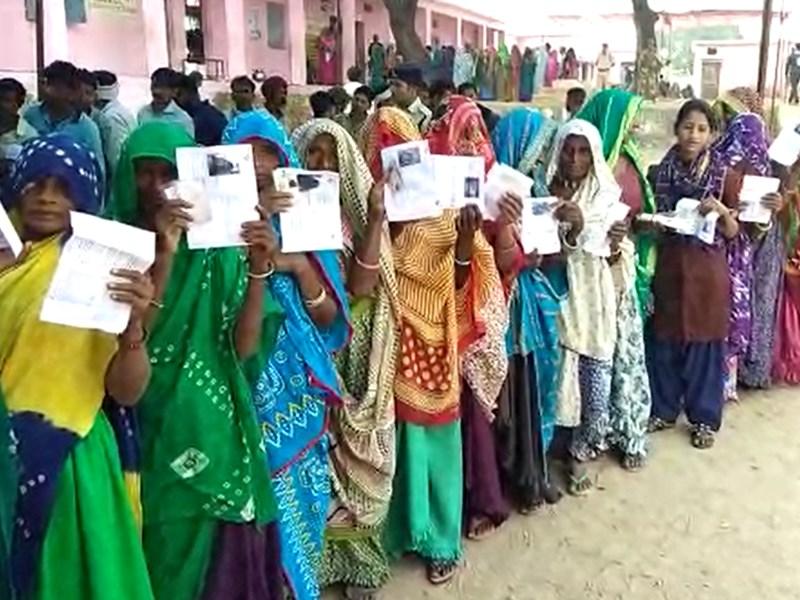 Jhabua by Election Live Updates : झाबुआ सीट के लिए 61 प्रतिशत से अधिक मतदान