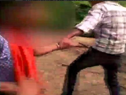 झांसी: नाबालिग लड़की से सरेराह छेड़छाड़, वीडियो वायरल होने के बाद एक गिरफ्तार