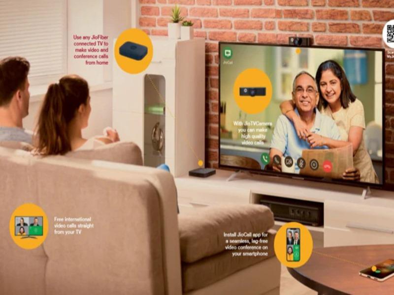Jio GigaFiber: यह है वो प्लान जिसमें मुफ्त मिलेगी HD TV और 4K सेटटॉप बॉक्स