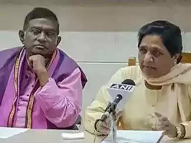 Lok Sabha Elections 2019 : मायावती ने छत्तीसगढ़ में जोगी को दिया झटका, खतरे में गठबंधन
