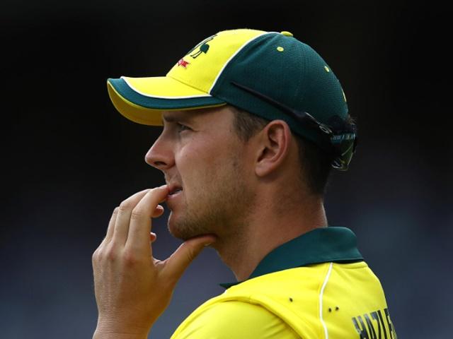ICC World Cup 2019 : निराश हेजलवुड अब इस सीरीज की करेंगे तैयारी