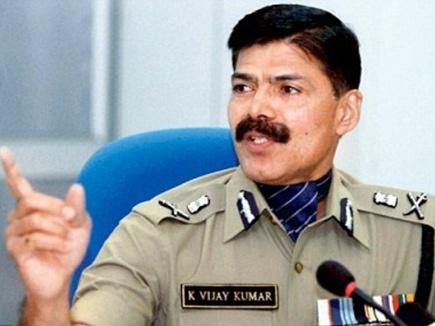 नक्सलवाद के खात्मे पर केंद्र सरकार एक्शन मोड में : विजय कुमार