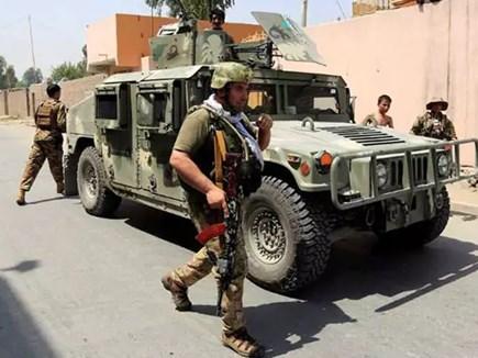 काबुल: सरकारी इमारत पर हमला, 10 लोगों की मौत, कई घायल