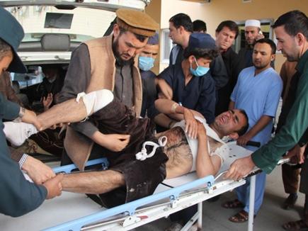अफगानिस्तान में चुनावी सभा के दौरान धमाका, 22 लोगों की मौत