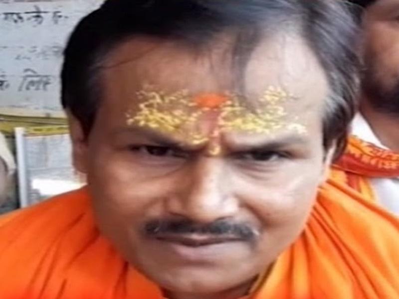 Kamlesh Tiwari Murder : सीएम आदित्यनाथ ने कमलेश तिवारी के परिजनों से कहा न्याय होगा