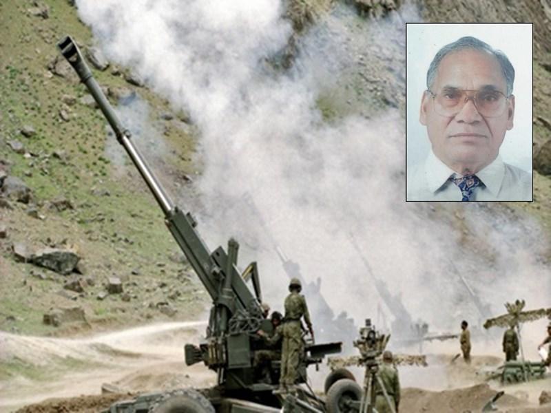 Kargil Vijay Diwas 2019 Indian army Lt Gen Dr SC Verma told story of