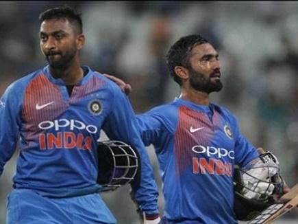 Ind vs NZ: कार्तिक का खुलासा, इस वजह से अंतिम ओवर में नहीं लिया था एक रन