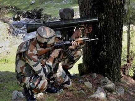 कुपवाड़ा में सुरक्षा बलों ने मार गिराए दो आतंकी