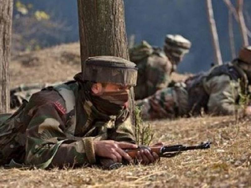 सेना के अत्याधुनिक हथियारों और रणनीति से आतंकियों में फैली दहशत