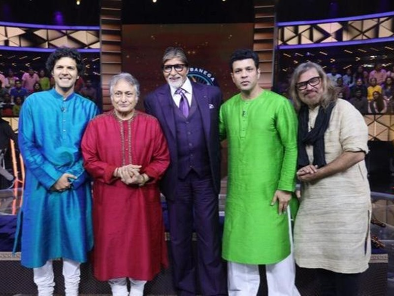 Kaun Banega Crorepati 11: KBC के सेट पर इस अंदाज में मना अमिताभ बच्चन का 77वां बर्थ डे