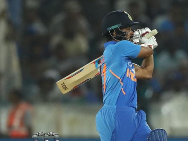Ind vs Aus: केदार ने विश्व कप के लिए टीम में जगह कर ली पक्की