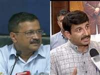 NRC पर केजरीवाल के बयान पर भड़के मनोज तिवारी, कहा- पूर्वांचल के लोगों को विदेशी समझते हैं CM