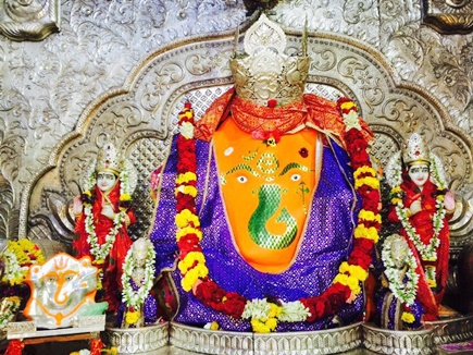 Image result for khajarana ganesh न्यू इयर