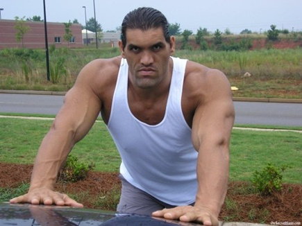 the great khali is not winning a medal in district level says braj ...