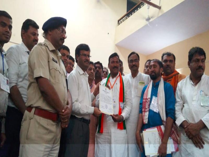 Khargone Lok Sabha Election Result 2019 : खरगोन लोकसभा सीट पर भाजपा के गजेंद्र पटेल जीते