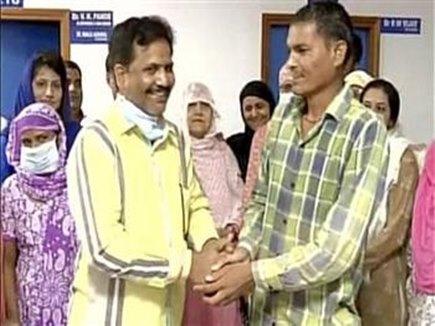 हिंदू, मुस्लिम पत्नियों ने एक-दूसरे के पतियों को किडनी देकर बचाई जान