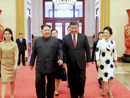 किम जोंग-उन ने China के साथ मजबूत संबंधों की वकालत की