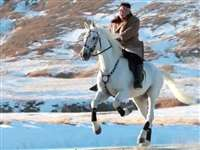 कोई बड़ा फैसला लेने वाले हैं किम जोंग उन, जानिए घोड़े पर सवारी करने की तस्वीर से क्यों लगे कयास