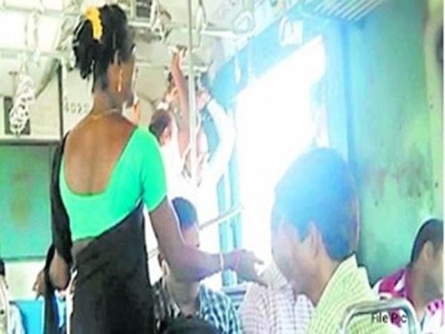 जबरन वसूली मामले में रेलवे ने किए 4 साल में  73,000 किन्नर गिरफ्तार