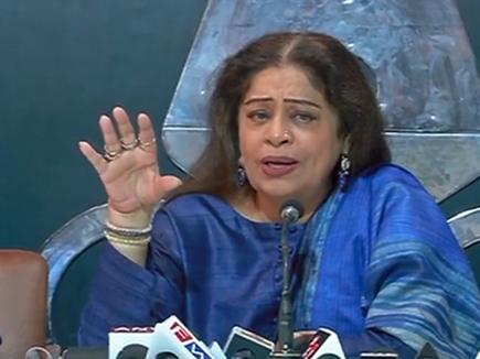 चंडीगढ़ रेप केस पर किरण खेर के बयान से बवाल, सांसद ने कहा लानत है