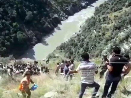 जम्मू-कश्मीर के किश्तवाड़ में मिनी बस खाई में गिरी, 17 की मौत, 16 घायल