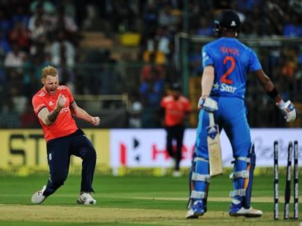 IND vs ENG: बेंगलुरू टी-20 में भी चूके अम्पायर, नो बॉल में राहुल आउट करार