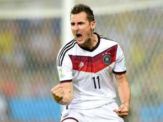 जर्मनी और घाना में हुआ सबसे रोमांचक मुकाबला