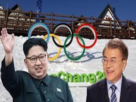 किम जोंग उन ने दक्षिण कोरिया के राष्ट्रपति मून जेई-इन को दिया वार्ता का आमंत्रण