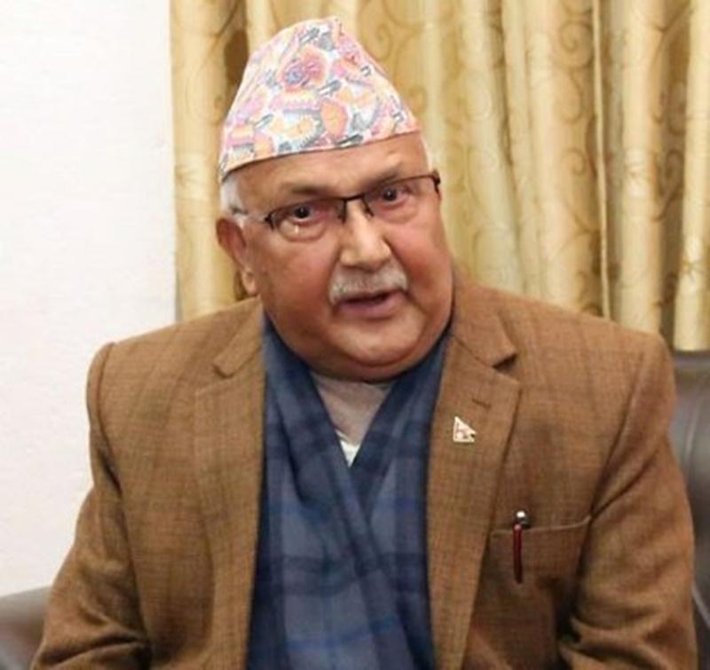 नेपाल के PM ओली के गृह जिले में सरकारी दफ्तर में प्रेशर कुकर बम धमाका