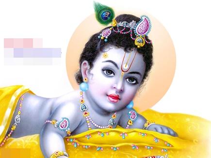 दुनिया का अकेला मंदिर, जहां आधी रात को नहीं, दिन में होता है कान्हा का जन्मोत्सव