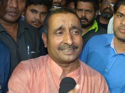 उन्नाव कांड : BJP MLA कुलदीप सेंगर की Y श्रेणी सुरक्षा खत्म