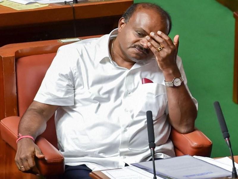 कर्नाटक विधानसभा में विश्वासमत प्रस्ताव हुआ पेश, बीएसपी विधायक एन रमेश गैरमौजूद ! National News