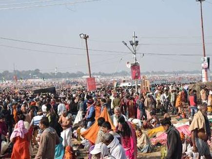 Kumbh Shahi Snan 2019 Live: कुंभ का अंतिम शाही स्नान जारी, उमड़ा जनसैलाब
