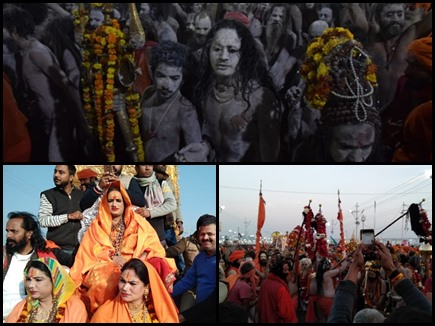 Kumbh Mela 2019: तस्वीरों में देखिए कुंभ के गजब नजारे