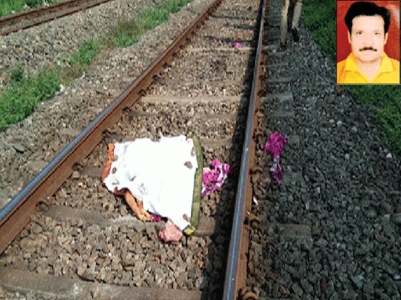Jiwaji University का लैब असिस्टेंट 4 करोड़ के लेन-देन में फंसा था, ट्रेन से कटकर दी जान