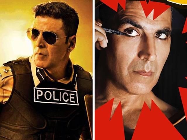 15 दिन में रिलीज होंगी अक्षय की दो बड़ी फिल्में, रोहित शेट्टी को मिलेंगे कम दिन