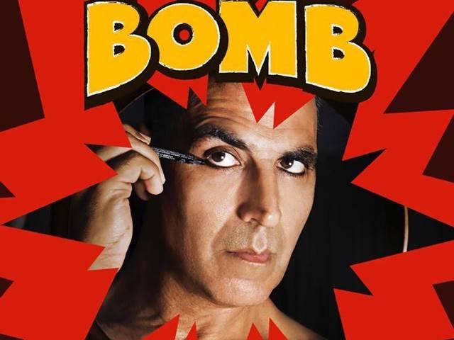 Laxmmi Bomb First Look : पहले पोस्टर में अक्षय ने लगाया काजल, रिलीज डेट भी हुई तय