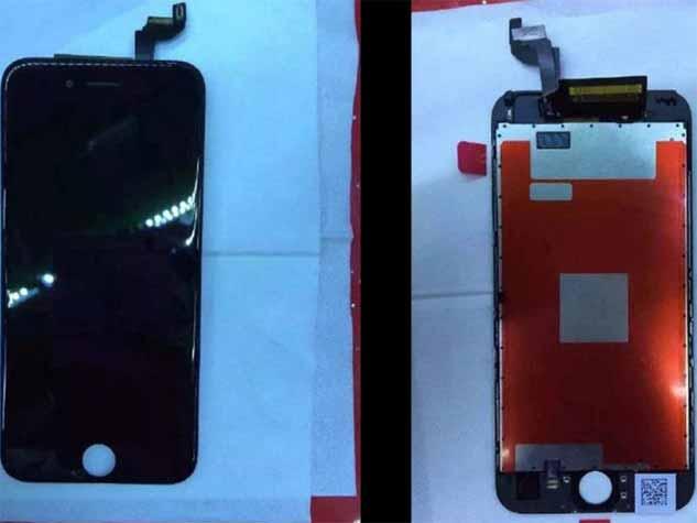 ऐपल आइफोन 6एस की तस्वीरें जो लीक होकर सामने आईं