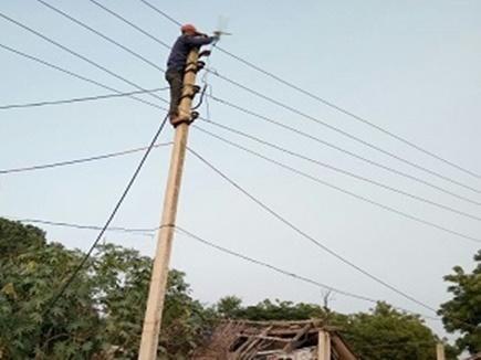 60 लाख से ज्यादा का बिल बकाया, विभाग ने 6 गांव की बिजली काटी