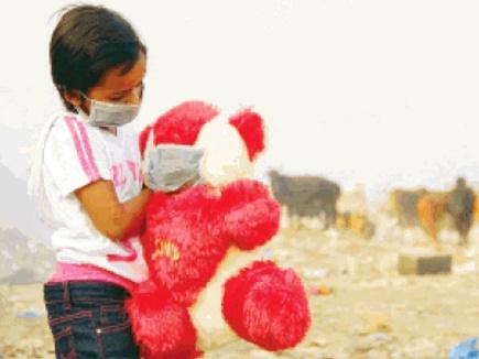 एक बेटी की मार्मिक अपील-पापा को लंग कैंसर, प्लीज कचरा न जलाएं